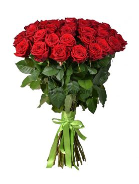 40 Red Roses Luxurious Bouquet