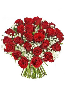 I Love You - Dare Red Roses