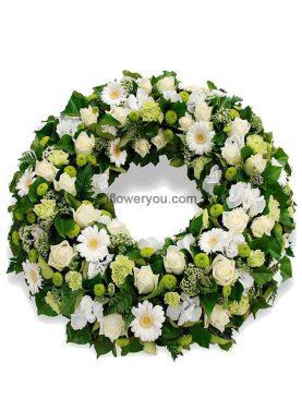 Souvenir Funeral Wreath