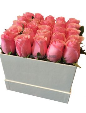 Mother's Day Choice Pink Flowers Box - Large