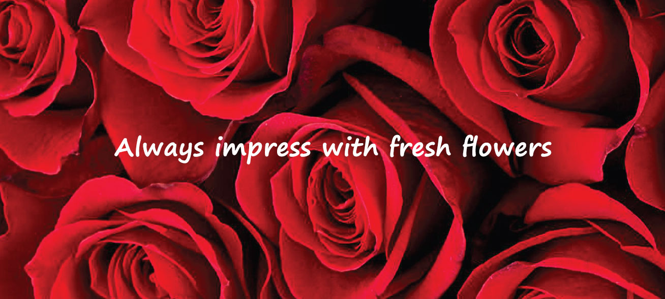 How To Always Impress With Fresh Roses